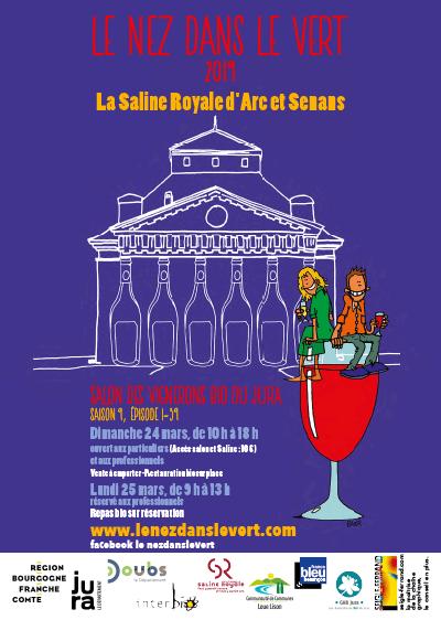 9ème Salon des vignerons bio du Jura