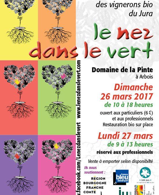 7ème Salon des vignerons bio du Jura