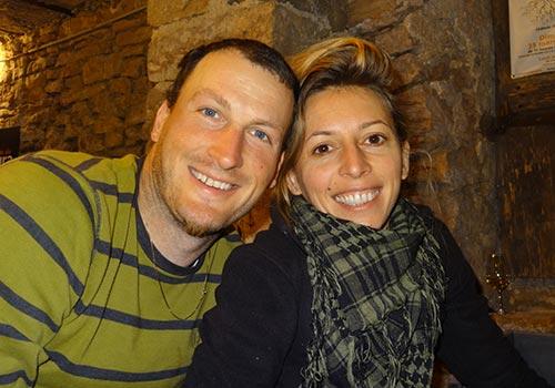 Adeline Houillon et Renaud BRUYERE