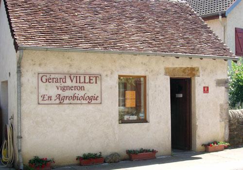 Gérard Villet