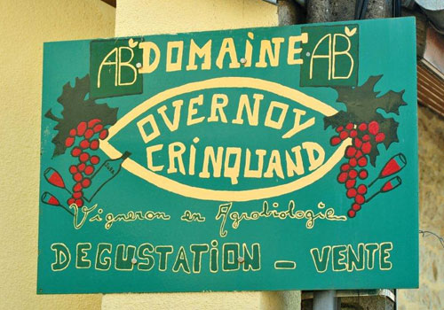 DOMAINE OVERNOY-CRINQUAND